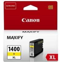 Картридж Canon PGI-1400XLY 9204B001