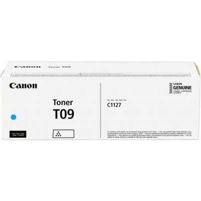 тонер Canon T09 Blue 3019C006