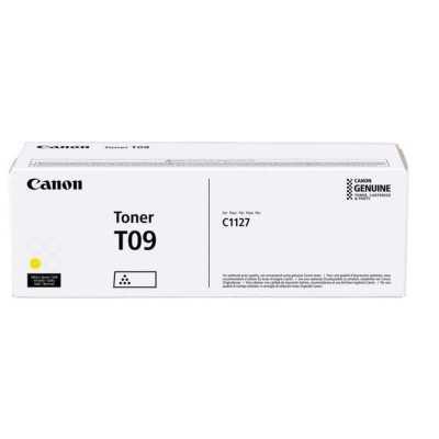 тонер Canon T09 Yellow 3017C006
