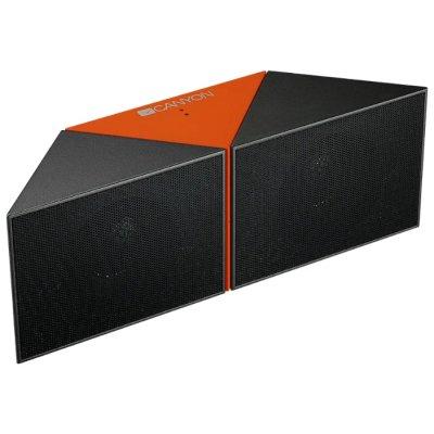 колонки Canyon CNS-CBTSP4BO Black-Orange