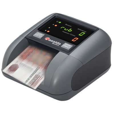 детектор валют Cassida Quattro S Антистокс