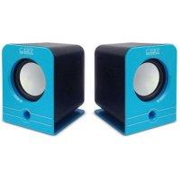 Колонка CBR CMS-303 Blue