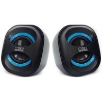 Колонка CBR CMS-333 Black-Blue