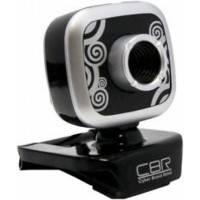 Веб-камера CBR CW-835M Silver