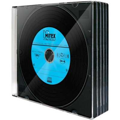 диск CD-R Mirex 203056