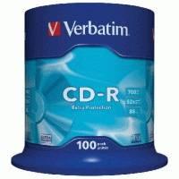 Диск CD-R Verbatim 43411