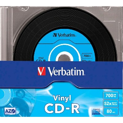 диск CD-R Verbatim 43426