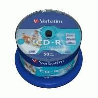 Диск CD-R Verbatim 43438
