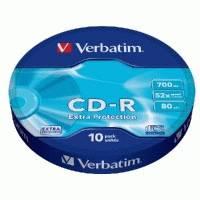 Диск CD-R Verbatim 43725