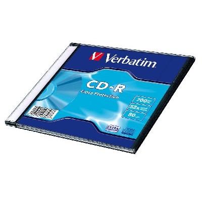 диск CD-R Verbatim 43347 48x