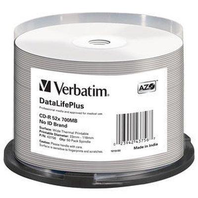 диск CD-R Verbatim 43756