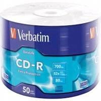 Диск CD-R Verbatim 43787
