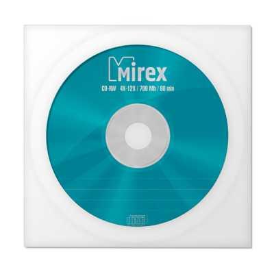 диск CD-RW Mirex 1050253