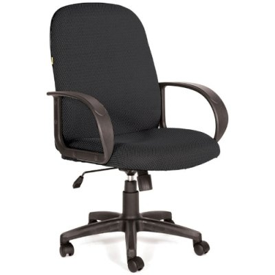 офисное кресло Chairman 279M Black 1174851
