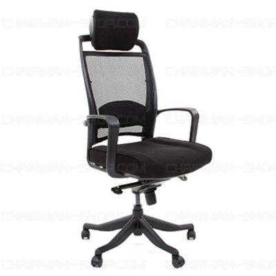 офисное кресло Chairman 283 Black 6033874