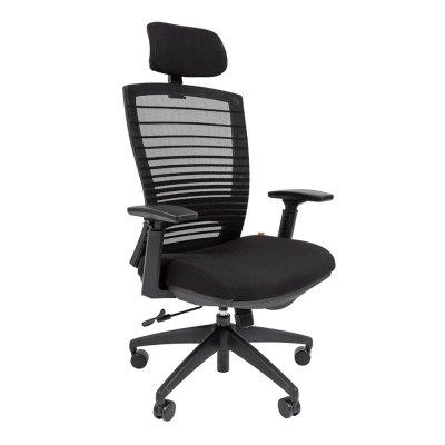 офисное кресло Chairman 285 Black 7022154