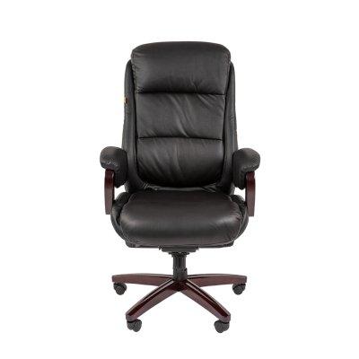 офисное кресло Chairman 404 Black 7023227