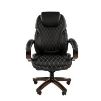 Офисное кресло Chairman 406 Black 7027813