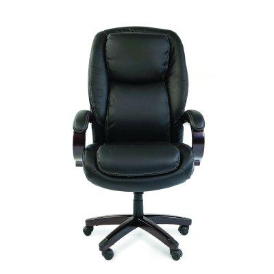 офисное кресло Chairman 408 Black 7030084