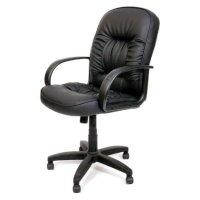 Офисное кресло Chairman 416 Black Glossy 1189772