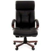 Офисное кресло Chairman 421 Black 6082595