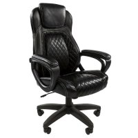 Офисное кресло Chairman 432 N Black