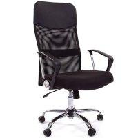 Офисное кресло Chairman 610 Black 7001685