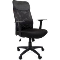 Офисное кресло Chairman 610 LT Black 7008728