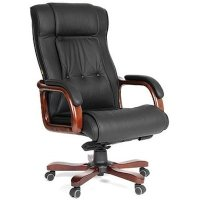 Офисное кресло Chairman 653 NL Black 7001203
