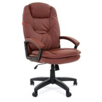 Офисное кресло Chairman 668 LT Brown 7011067