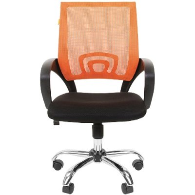 стул Chairman 696 TW Black-Orange 7054946
