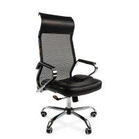 Офисное кресло Chairman 700 Black Сетка