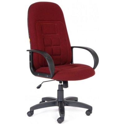 офисное кресло Chairman 727 Burgundy 6004322
