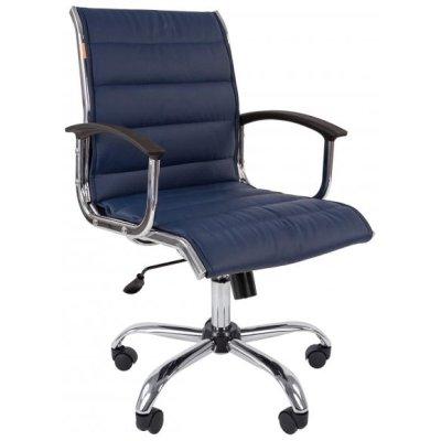 офисное кресло Chairman 760М Blue 7022419