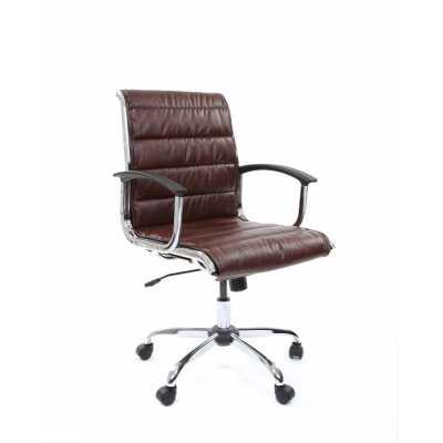 офисное кресло Chairman 760М Brown 6108243