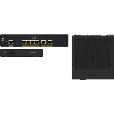 роутер Cisco C921-4P