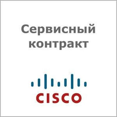 сервисный контракт Cisco CON-SNT-WSC312PC