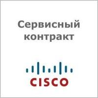Сервисный контракт Cisco CON-SNT-WSC3851S
