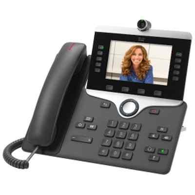 Cisco CP-8865-K9 технические характеристики IP телефона Cisco CP-8865-K9