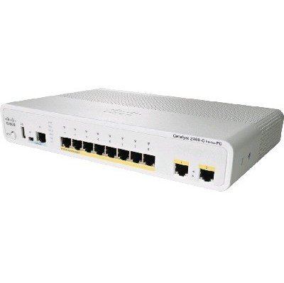 коммутатор Cisco WS-C2960CPD-8PT-L