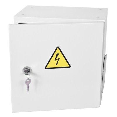 шкаф уличный всепогодный ЦМО ШТВ-НЭ-4.4.25-3ВВА-Т1