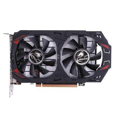 видеокарта Colorful nVidia GeForce GTX1050Ti NE 4G-V