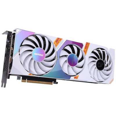 видеокарта Colorful nVidia GeForce RTX 3060 Ultra W OC 12G L-V