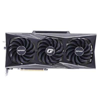 видеокарта Colorful nVidia GeForce RTX 3080 Vulcan OC 10G-V