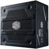 Блок питания Cooler Master Elite 500 ver.3 500W MPW-5001-ACABN1-EU