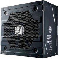 Блок питания Cooler Master Elite V3 600W MPW-6001-ACABN1-EU