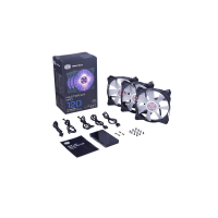 Cooler Master MasterFan Pro 120 Air Flow RGB 3 in 1 MFY-F2DC-113PC-R1
