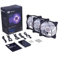 Кулер Cooler Master MasterFan Pro 140 Air Pressure RGB 3 in 1 MFY-P4DC-153PC-R1