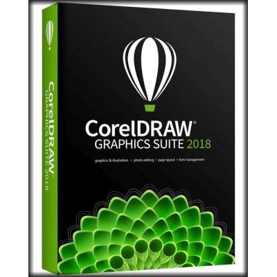 графика и моделирование CorelDRAW Graphics Suite 2018 CDGS2018RUDP