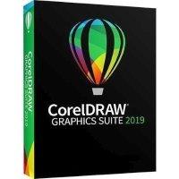 Графика и моделирование Corel CorelDRAW Graphics Suite 2019 CDGS2019RUDP